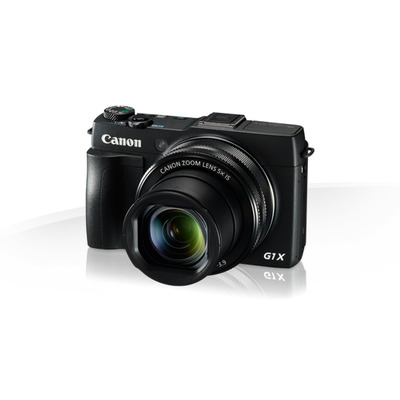 Canon PowerShot G1 X Mark II Digitale camera - Zwart
