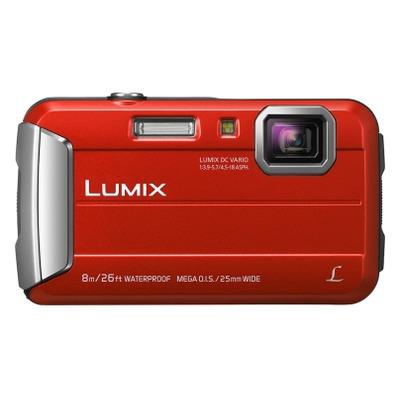 Panasonic Lumix DMC-FT30 Digitale camera - Oranje