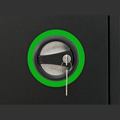 Leba NoteCart - Green - iPad Etiket - Groen