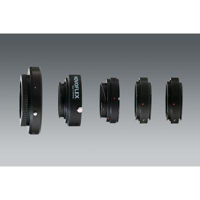 Novoflex lens adapter: Adapter Leica R Obj. an Four Thirds Kameras - Zwart