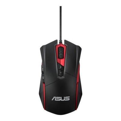 Asus computermuis: Espada GT200 - Zwart