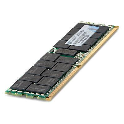 Hewlett packard enterprise RAM-geheugen: 16GB (1x16GB) Dual Rank x4 PC3-12800R (DDR3-1600) Registered CAS-11 Memory Kit .....