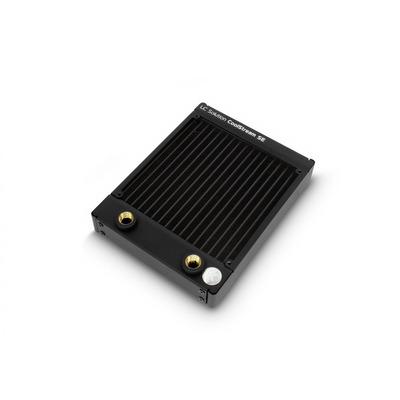 EK Water Blocks EK-CoolStream SE 140 (Slim Single) Hardware koeling - Zwart