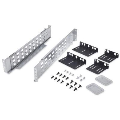 Cisco montagekit: ASA 5505 Rack Mount Kit - Roestvrijstaal