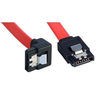 Lindy 0.2m SATA Cable ATA kabel - Rood