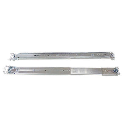 QNAP RAIL-B02 Rack toebehoren - Metallic