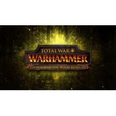 Sega : Total War: WARHAMMER - Realm of The Wood Elves