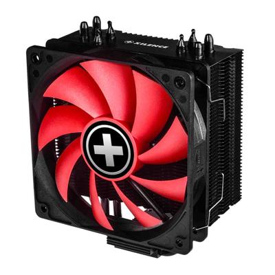 Xilence M704 Hardware koeling - Zwart, Rood