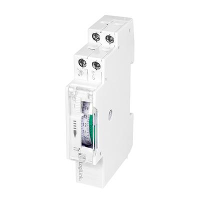 LogiLink ET0009 Elektrische timer - Wit