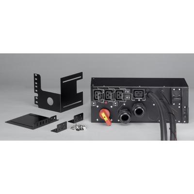 Eaton HotSwap MBP 11000i Energiedistributie - Zwart