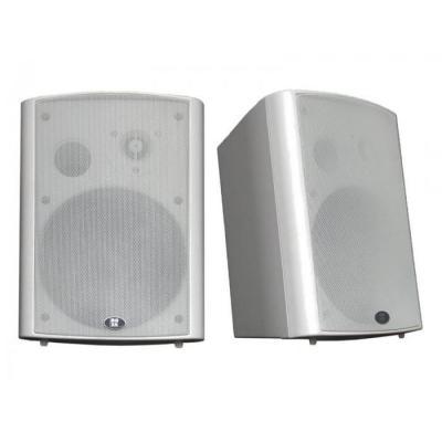 Boxxline BDQ-6P/W Actieve speakers, 2 x 30 W Wit, opvolger SDQ5PW