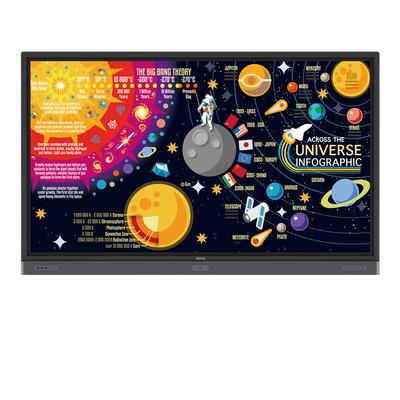 Benq RP8601K Touchscreen monitor - Zwart