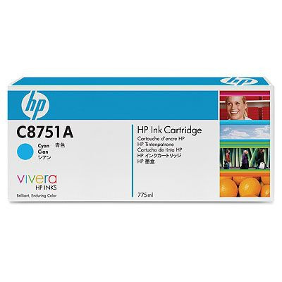 HP C8751A inktcartridge