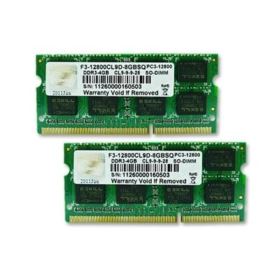 G.Skill F3-12800CL9D-8GBSQ RAM-geheugen