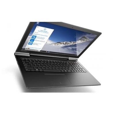 Lenovo laptop: IdeaPad 700-15ISK - Zwart