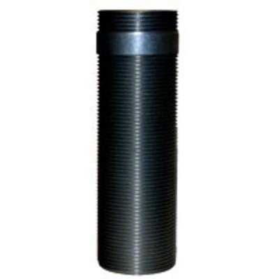 "Chief Fully Threaded Column 0-6"", 0-152 mm - Zwart"