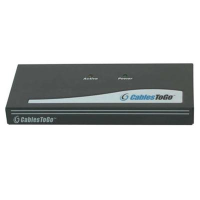C2G 89013 Video splitter - Zwart