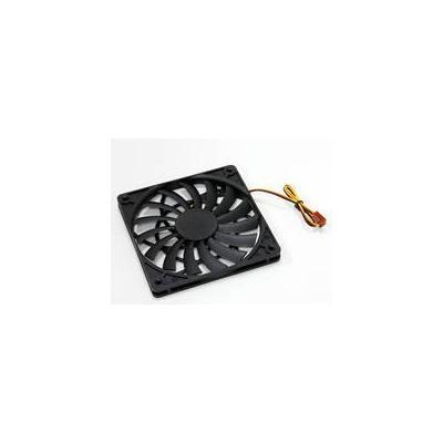 Scythe Hardware koeling: Slip Stream 120 mm Slim Case Fan - Zwart