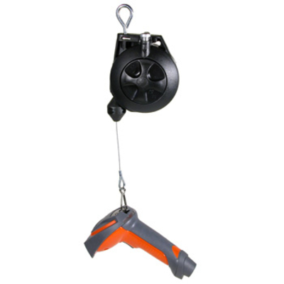 Honeywell barcodelezer accessoire: Take up reel/balancer - Zwart