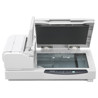 Panasonic KV-S7077 Scanner - Wit