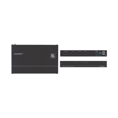Kramer Electronics VM-3H2 Video-lijnaccessoire