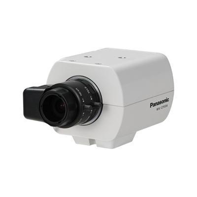 "Panasonic Day/Night Camera, 650TVL, 0.08lux, 1/3"", White, 52dB Beveiligingscamera - Wit"