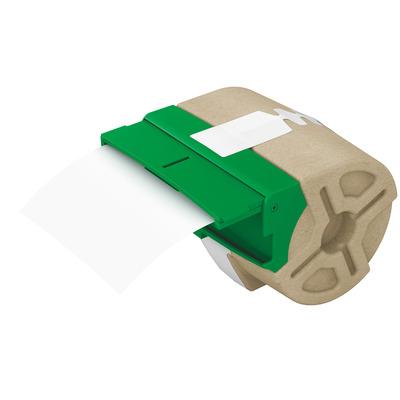 Leitz etiket: Icon Intelligent Card Stock Cartridge 91 mm, 22 m - Wit