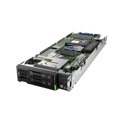 Hewlett Packard Enterprise ProLiant BL460c Gen9 E5-2620v4 1P 16GB Server