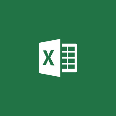 Microsoft Excel Software licentie