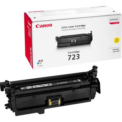 Canon 723Y Toner - Geel