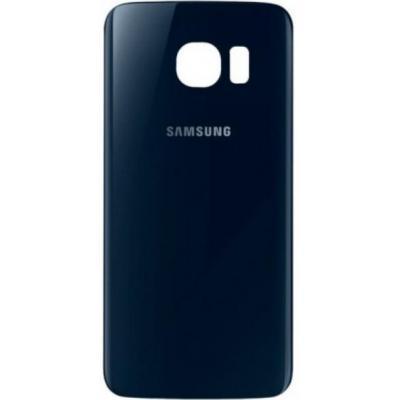 Samsung mobile phone spare part: Back Cover, Black - Zwart