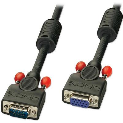 Lindy 36399 VGA kabel  - Zwart