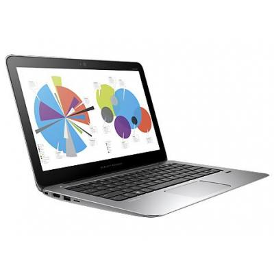 HP laptop: EliteBook Folio 1020 G1 - Zilver (Demo model)