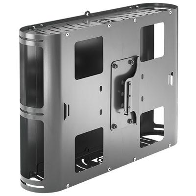 Chief Fusion PC houder 279x99x400mm Muur & plafond bevestigings accessoire - Zilver