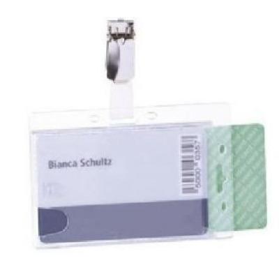 Durable 8013-19 Badge - Transparant