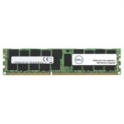 DELL 16 GB, DIMM 240-pin, DDR3L, 2Rx4, RDIMM, 1600MHz, LV RAM-geheugen