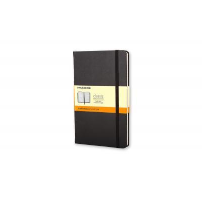 Moleskine schrijfblok: Classic Notebook, Pocket, Ruled paper - Zwart