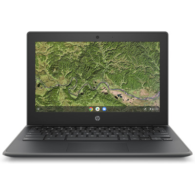 HP Chromebook 11A G8 EE Laptop - Groen - Demo model