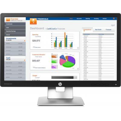 HP EliteDisplay E232 Monitoren - Refurbished B-Grade