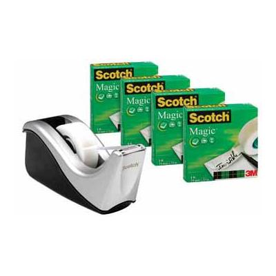 Scotch tape afroller: HP INKT C6602A BLACK