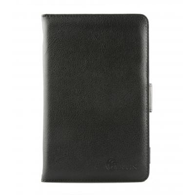 Icarus e-book reader case: Zwarte beschermhoes voor Omnia M703BK e-reader