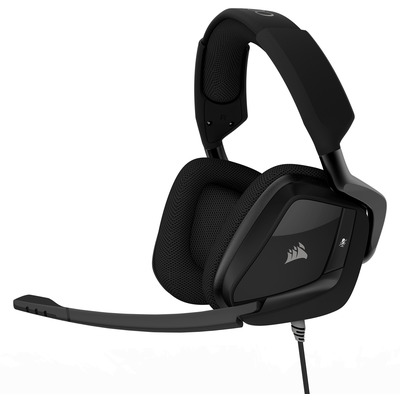 Corsair headset: VOID PRO Surround Premium - Koolstof