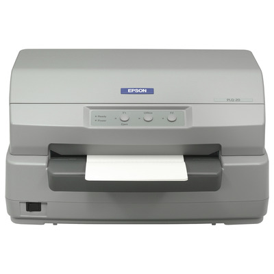 Epson dot matrix-printer: PLQ-20