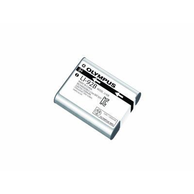 Olympus batterij: LI-92B - Zilver