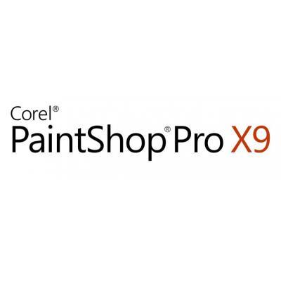 Corel vergoeding: PaintShop Pro Corporate Edition Maintenance (1 Yr)  (501-2500)
