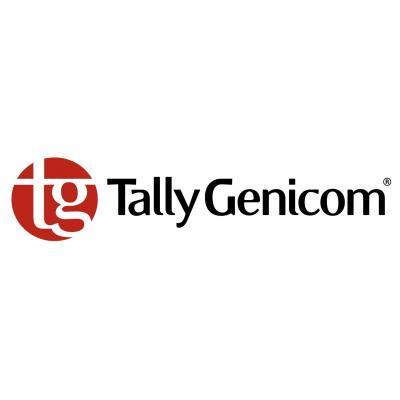 TallyGenicom High Capacity Cartridge Toner - Zwart