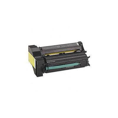 InfoPrint Cartridge for IBM Color 1464, Yellow, 15000 Pages Toner - Geel