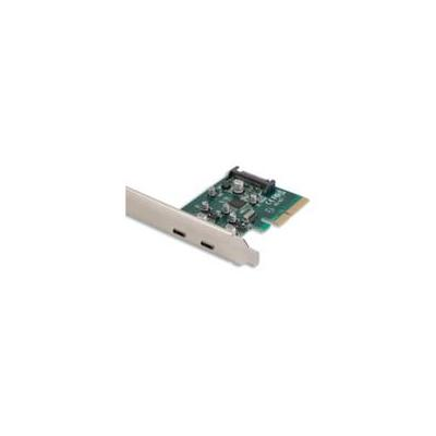 Microconnect interfaceadapter: PCIe USB 3.1 Card Type C