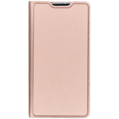 Slim Softcase Booktype Huawei P30 - Rosé Goud / Rosé Gold Mobile phone case