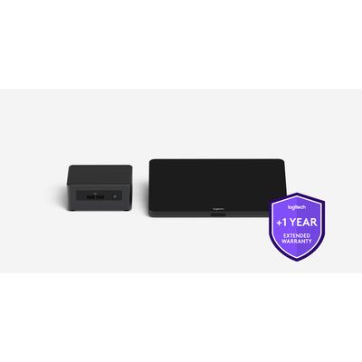 Logitech Extended Warranty base room solution Tap Garantie
